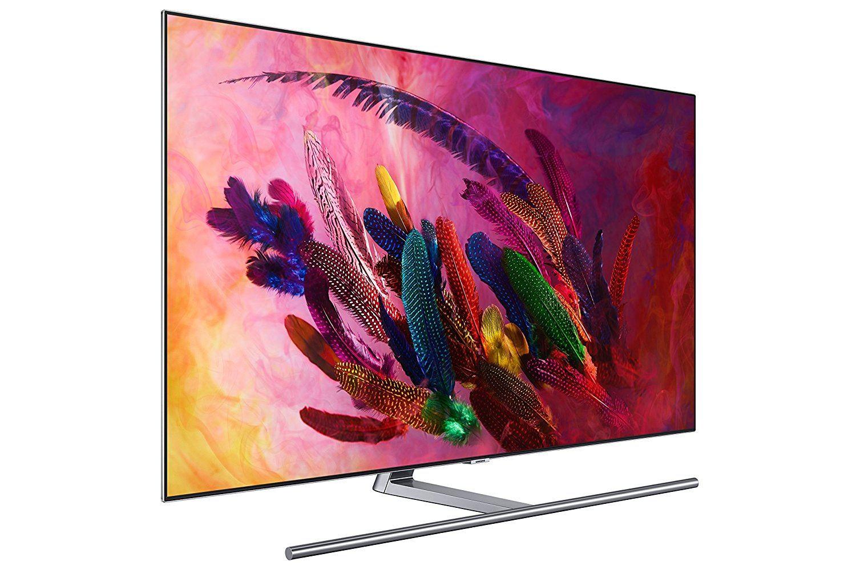 """Samsung 55"""" GQ55Q7FN im Fernseher mit WLAN Test"""