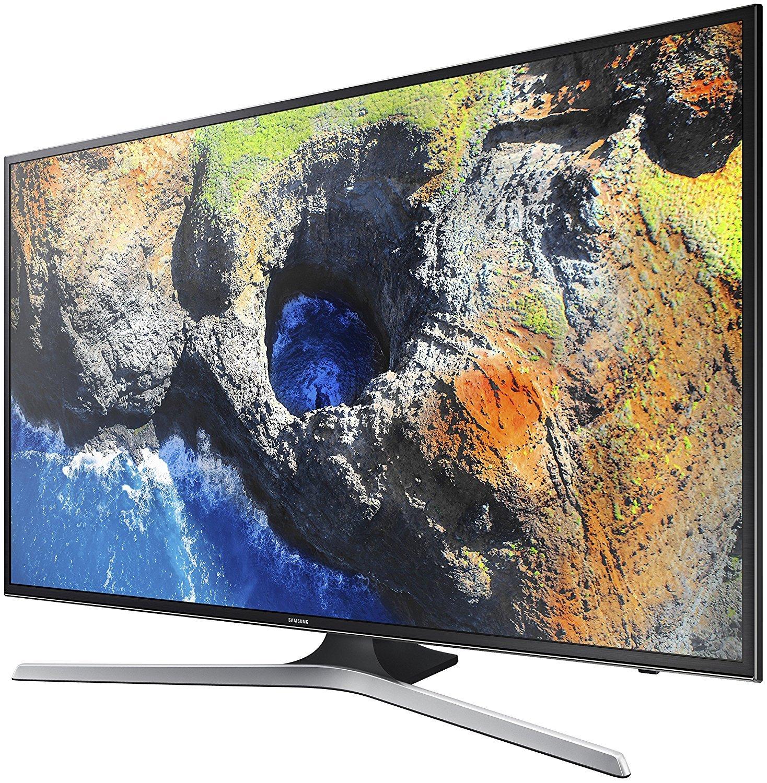 Samsung MU6179 Fernseher mit WLAN Test