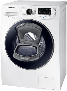 Die SLIM WW5500 WW80K52A0VWEG Waschmaschine Frontlader hat sich sehr gut im Test geziegt