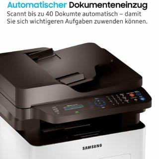 Der Samsung Xpress SL-M2675FN ist Beeindrukend im Test