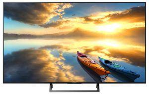 Der Sony KD-55XE7005 im LED Fernseher Test