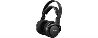 Die Sony MDR-RF855RK Kopfhörer sind sehr angenehm im Test