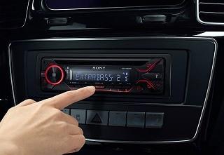 Das DAB Autoradio mit Sprachsteuerung MEX-GS820BT von Sony im Test und Vergleich