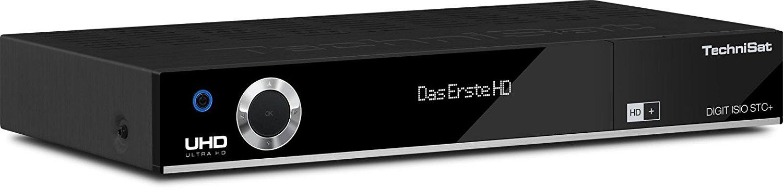 TechniSat Digit ISIO STC receiver im Fernseher mit WLAN Test