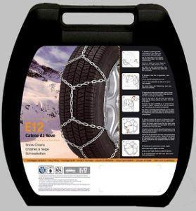 Die Thule E12 9724080019 Schneekette ist sehr gut und stabil verpackt im Test