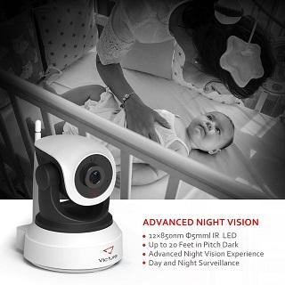 Die Victure 720P HD WLAN IP Überwachungskamera im Test