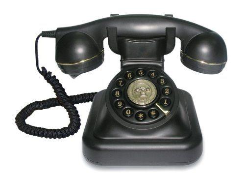 Vintage Telefon im 5.1 Lautsprecher Test