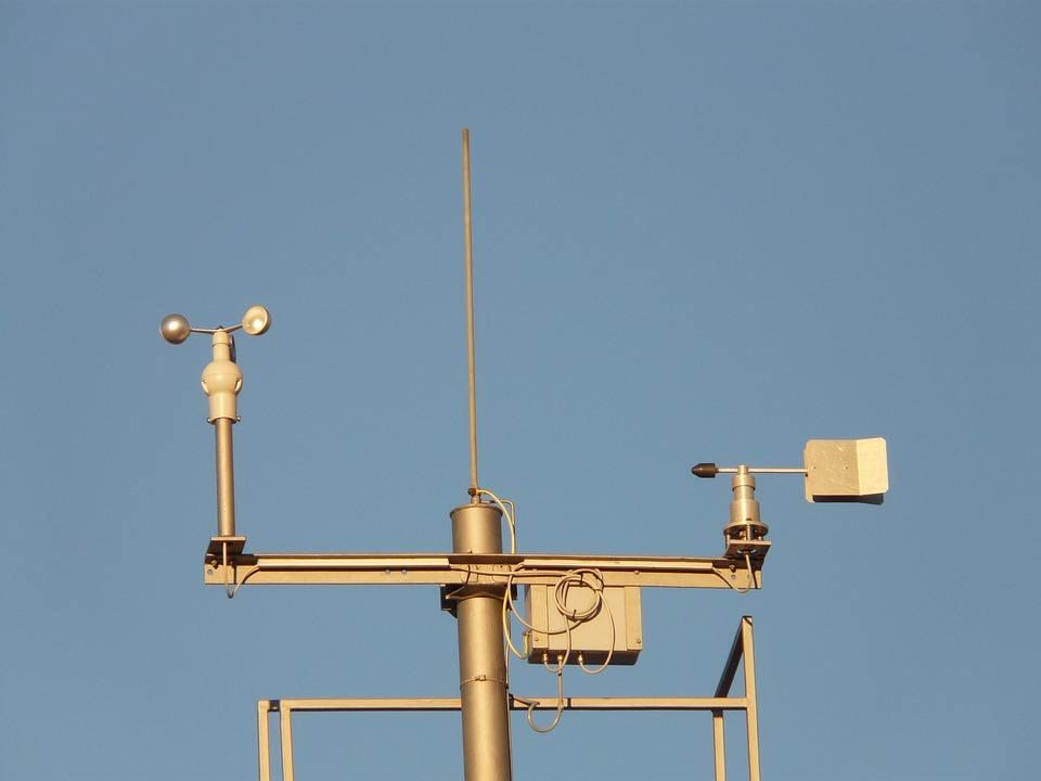 WLAN Wetterstation Test - Die Geschichte der Wetterstation