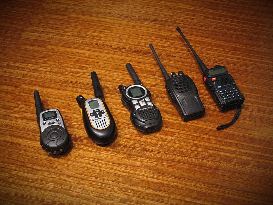 Walkie-talkie Test - die Geschichte von Walkie-talkie