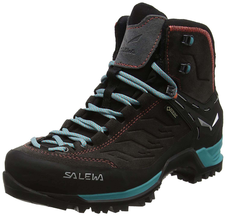 Wanderschuh Test - Salewa hohe Stiefel