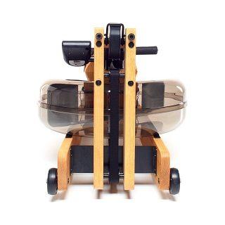 Das Water Rower ESCHE S4 Rudergerät ist sehr leise im Test