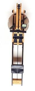 Das Water Rower ESCHE S4 Rudergerät hat ein sehr schönes Design im Test