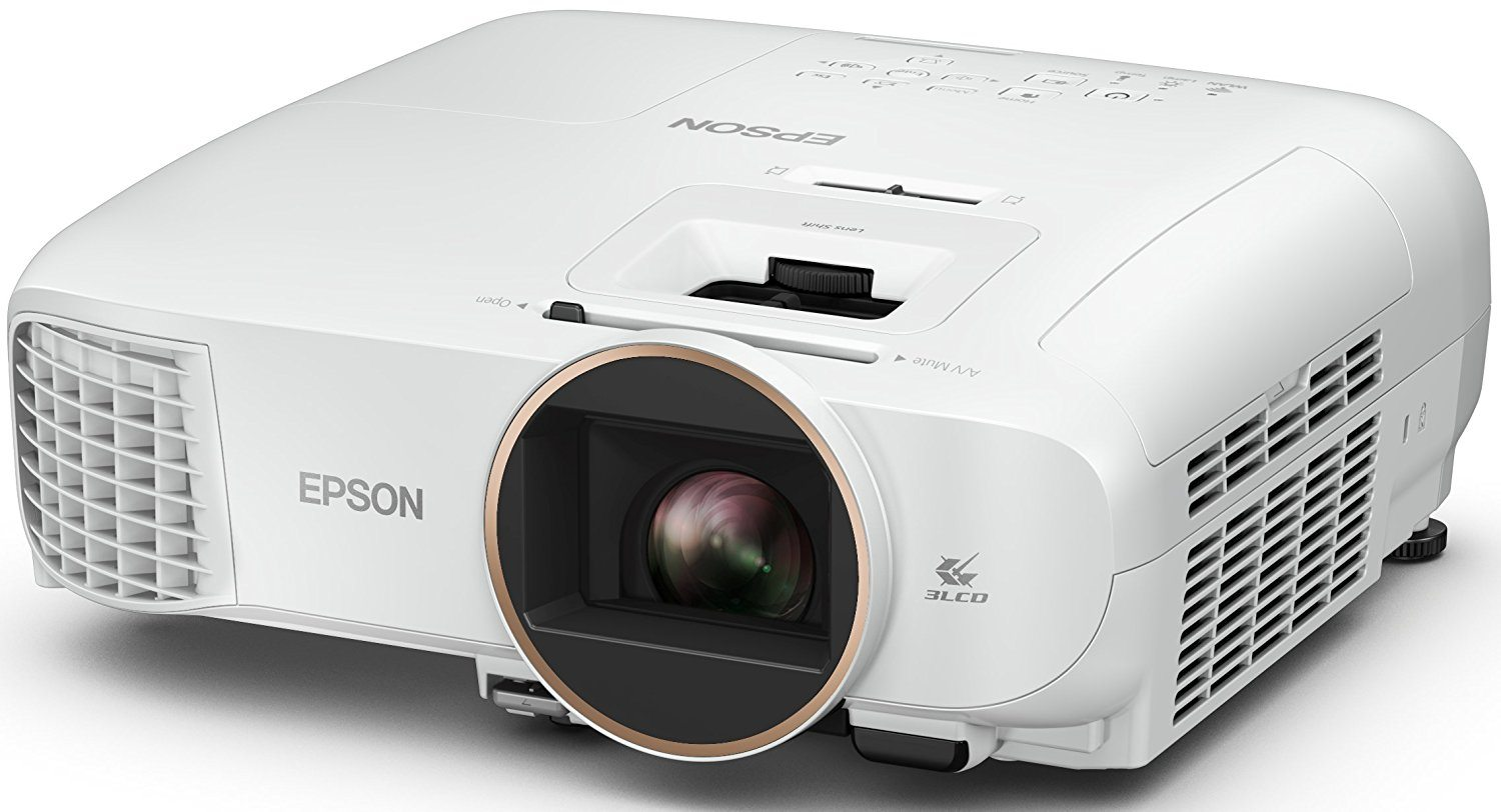 Epson Home Cinema Im Test