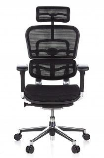 Designerstuhl mit maximalem Komfort, robuster Konstruktion und absoluter Vollausstattung für ein ergonomisches und gesundes Sitzen Test