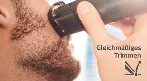 Vorteile aus einem 3-Tage-Bart-Rasierer Test bei ExpertenTesten