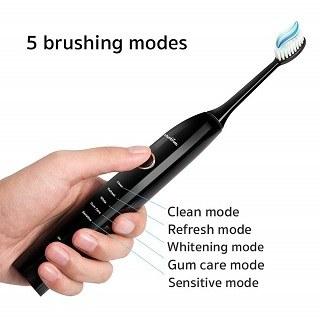 Aiyabrush Elektrische Zahnbürste im Test
