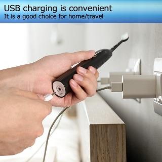 Aiyabrush Elektrische Zahnbürste USB im Test