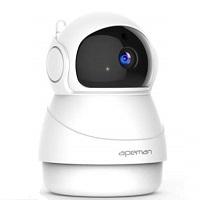 Die Apeman WLAN Kamera verfügt über eine Auflösung von 1920 * 1080P im Test