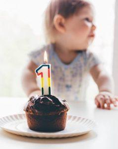 Baby Geburtstag 1 Jahr alt