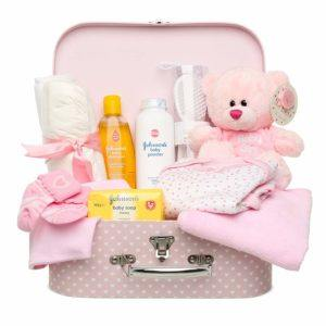 Baby Geschenkset Geschenk Geburt & Taufe