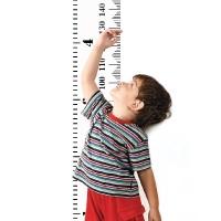 Babys Entwicklungsstufen - die Größentabelle