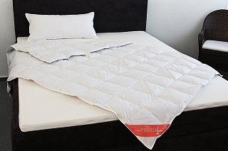 Die Badenia 03620190140 Daunendecke passt sehr gut in jedes Bett Test