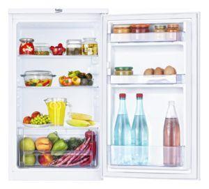 Wie funktioniert ein Kühlschrank ohne Gefrierfach Test