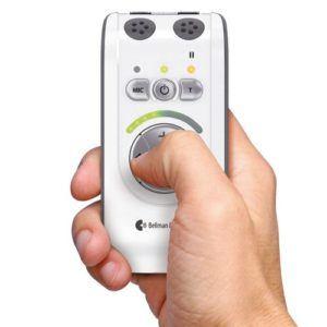Das Hörgerät mit integriertem Standardmikrofon von Bellman Mino im Test und Vergleich bei Expertentesten