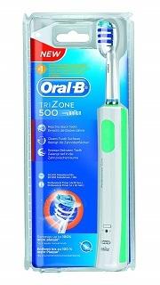 Braun 55440 Elektrische Zahnbürste im Test