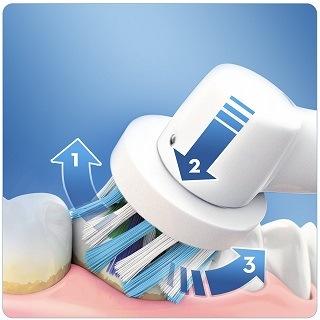 Braun Cepillo PRO600 Elektrische Zahnbürste Kopf im Test