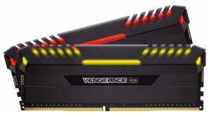 DDR4 RAM von Crosair mit rgb Test
