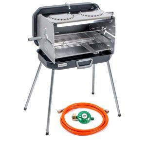 DOMETIC Cramer Koffer Gasgrill Classic 2 mit Schlauch im Test