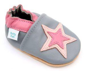 Dotty Fish Baby Schuhe
