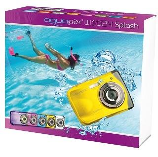Verpackung von Easypix 10014 Unterwasserkamera im Test