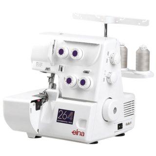 Die Elna Overlock Nähmaschine Modell 264 im test und vergleich