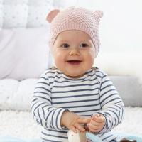 Der Kopfumfang eines Babys