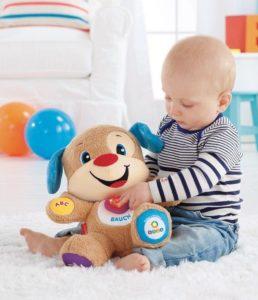 Fisher-Price Mattel CDL23 Hündchen Spielzeug