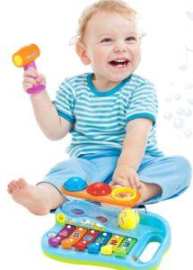 GoStock Musikspielzeug Baby Spielzeug