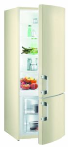 Die Geschichte des Kühlschranks ohne Gefrierfach in einem Test
