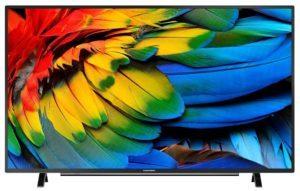 Wie funktioniert ein 50 Zoll Fernseher im Test