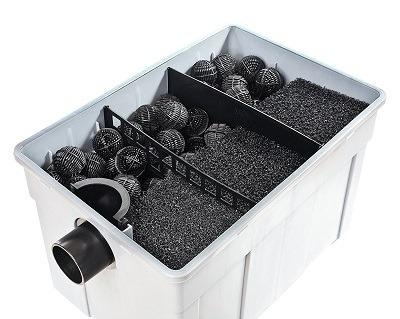 HEISSNER FPU16000-00 Mehrkammer-Teichfilter im Test