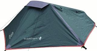Das Blackthorn 1 Person Zelt ist von hoher Qualität Test