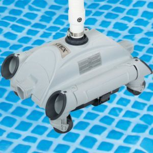 Intex Auto Pool Cleaner im Poolroboter Test