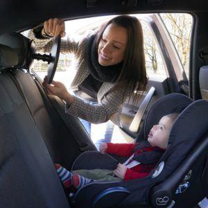 Kindersitze ab 15 Kilo mit und ohne Isofixhalterung im Praxistest