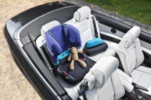 Kindersitze ab 15 Kilo mit und ohne Isofixhalterung im Test