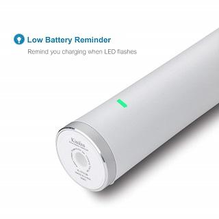 Kissliss Elektrische Zahnbürste LED-Anzeige im Test