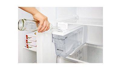 Amerikanischer Kühlschrank Lg : Lg electronics gsj didv side by side kühlschrank im test