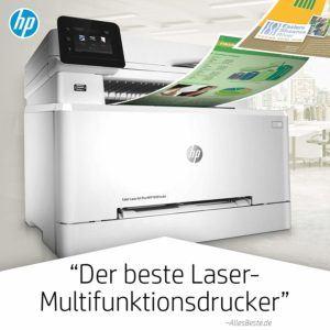 Vorteile & Anwendungsbereiche aus einem Laser-Multifunktionsdrucker Test: