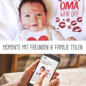 Lustige Baby Meilenstein-Karten für die ersten Lebensjahre Babys