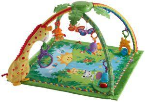 Mattel Fisher-Price K4562 Rainforest Erlebnisdecke